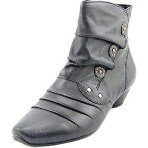 Joseph Seibel Tina Gray Leather Ankle Boots 39